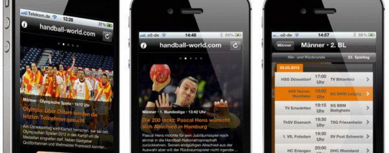 App handball-world.com